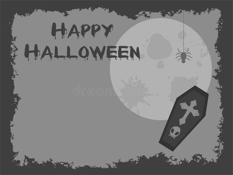 Halloween Illustration Royalty Free Stock Photography
