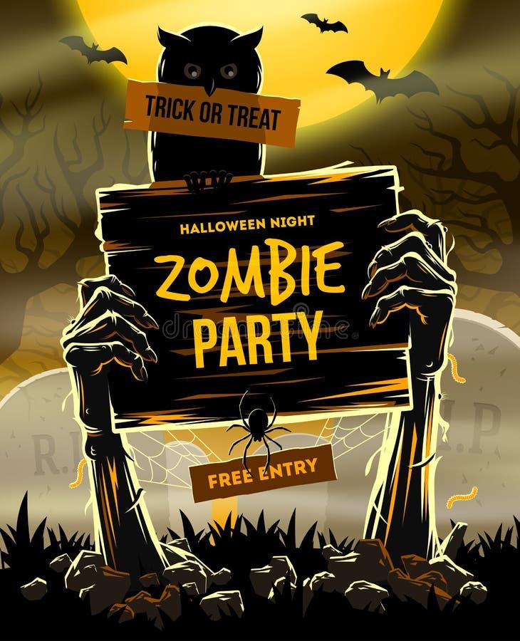 Free Halloween Illustration Stock Images - 43893544