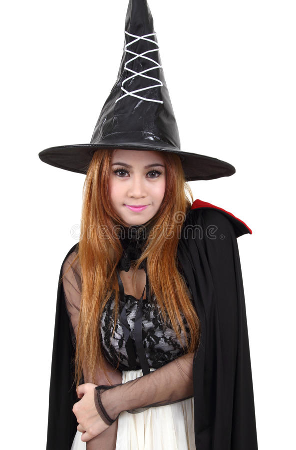Download Halloween stock image. Image of holiday, white, adult - 34107029