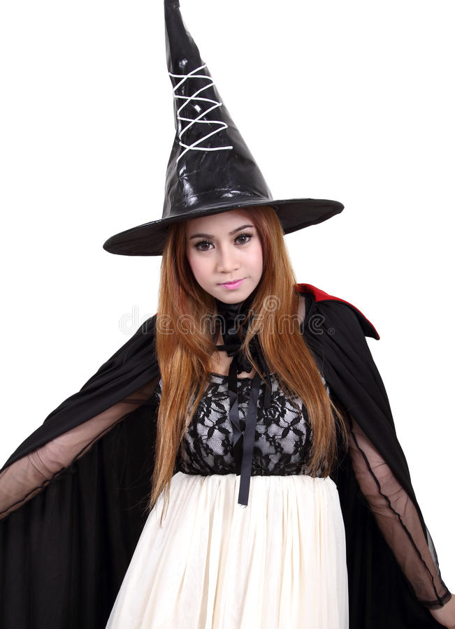 Download Halloween stock photo. Image of person, background, white - 34108840