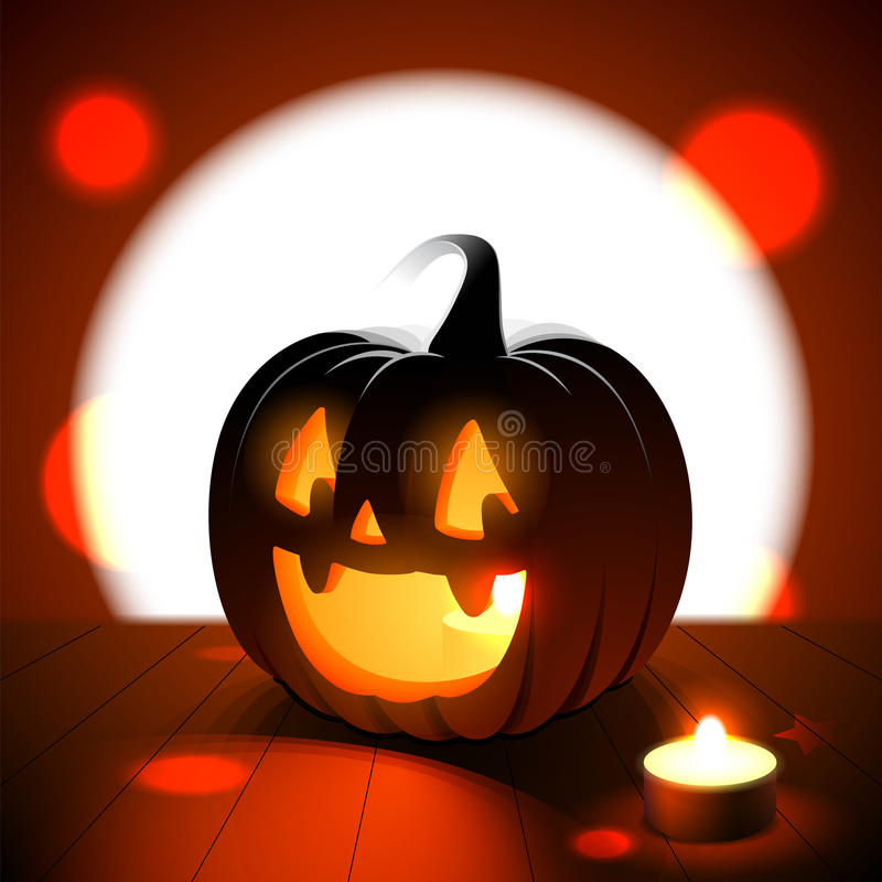 Free Halloween Jack-o-lantern Stock Photo - 21382140