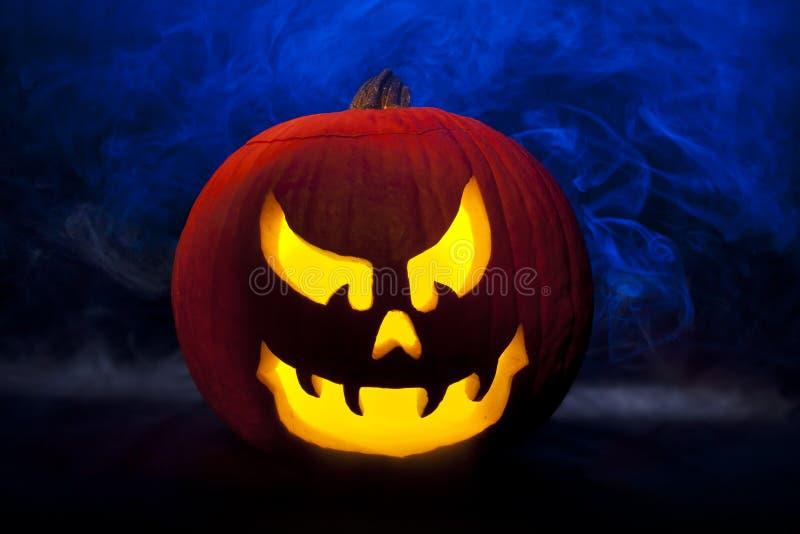 Download Halloween Jack-o-Lantern stock photo. Image of jack, o - 26988816