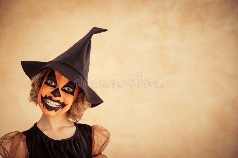 Halloween-Kürbis Autumn Holiday Concept stockfotografie