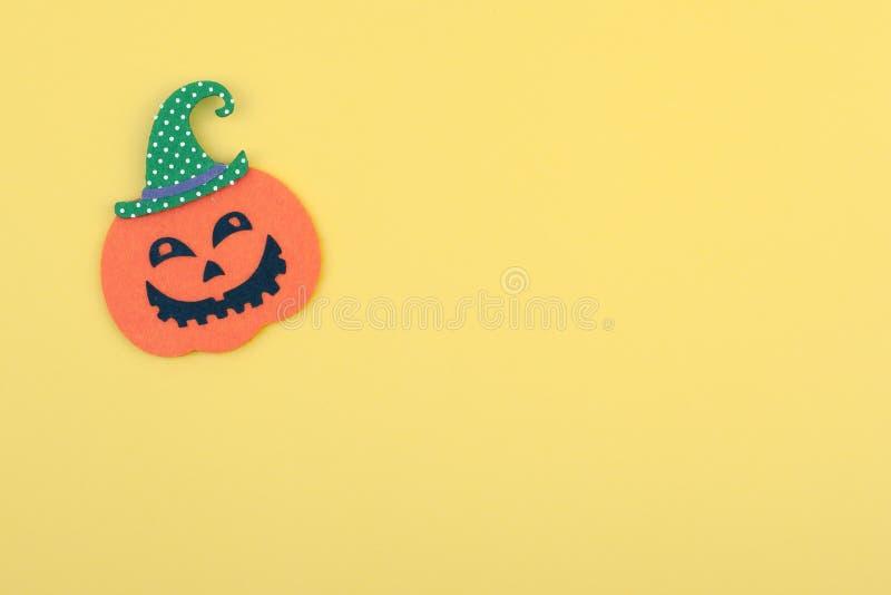 Halloween-Kürbis Jack O'Lantern stockfotos
