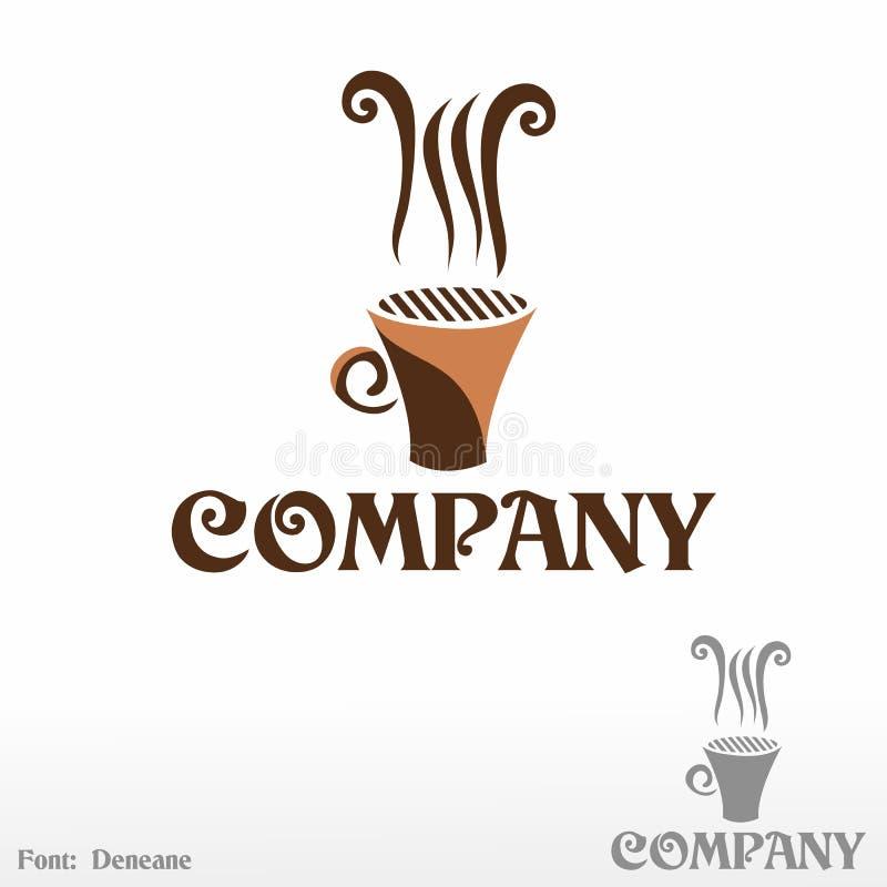 Halloween-Kaffee vektor abbildung