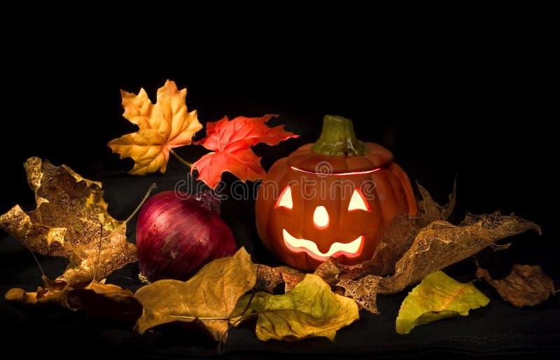 Halloween karty obrazy royalty free