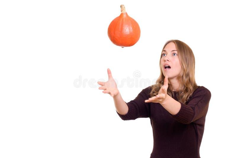 Halloween kommt stockbilder