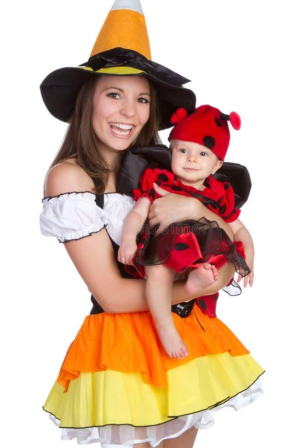Halloween-Kostüme lizenzfreies stockfoto