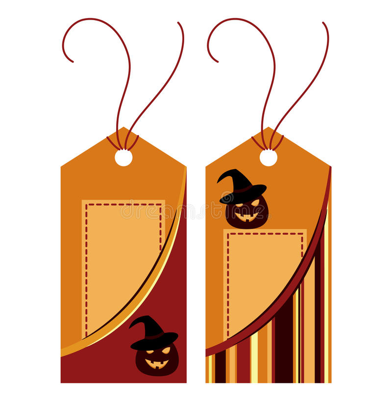 Free Halloween Label Royalty Free Stock Images - 11483159