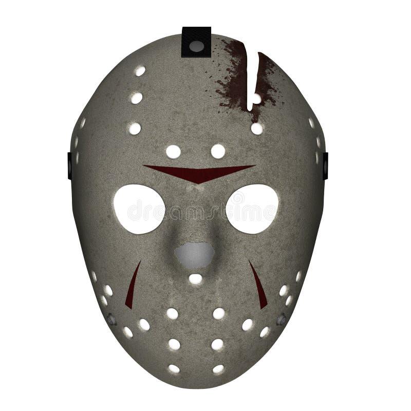 Halloween-Maske stockfoto