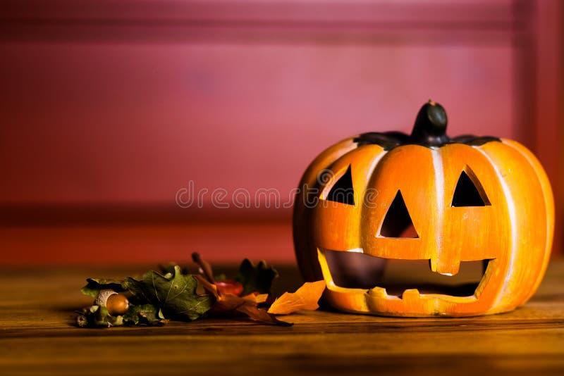 Halloween-materiaal stock fotografie