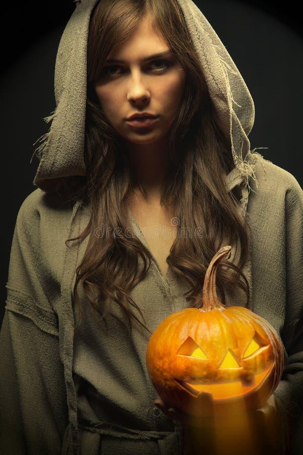halloween mienia michaelita bania obraz royalty free