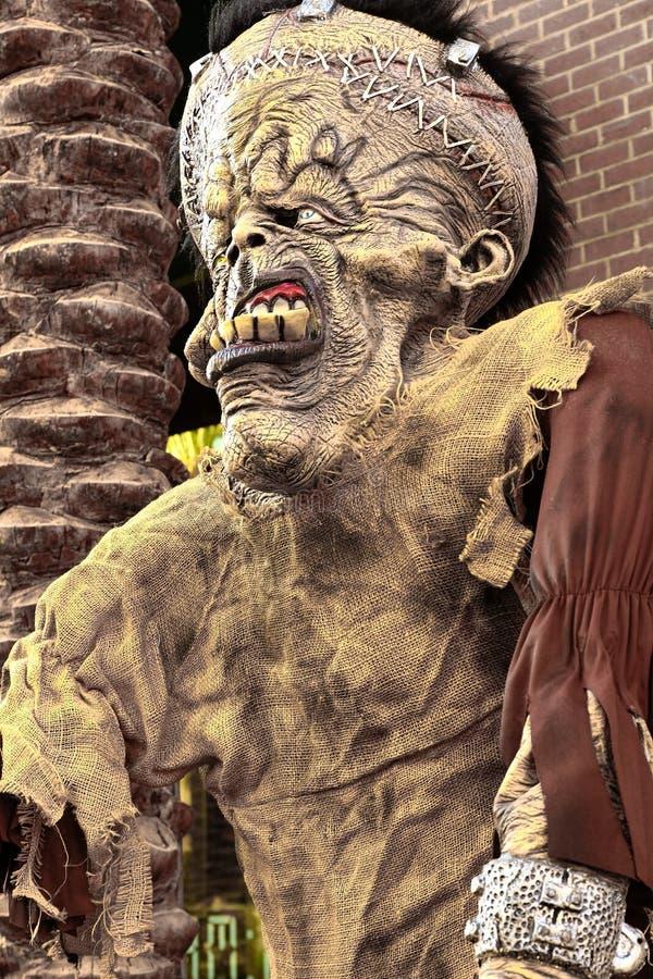 Halloween monster stock photos