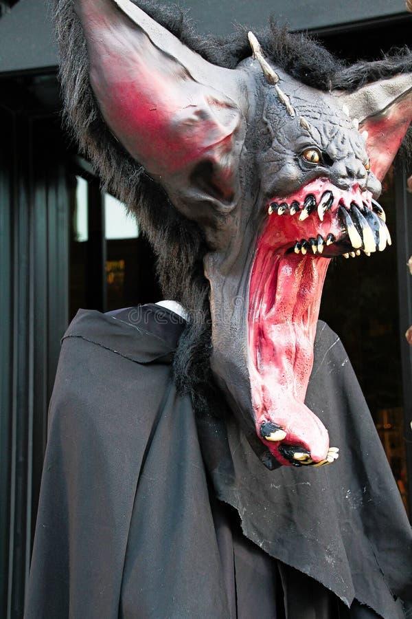 Halloween monster royalty free stock image