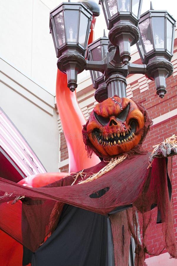 Halloween monster royalty free stock photo
