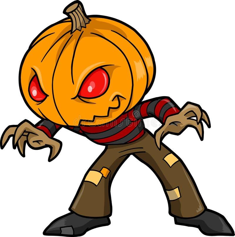 Halloween Monster Vector stock illustration