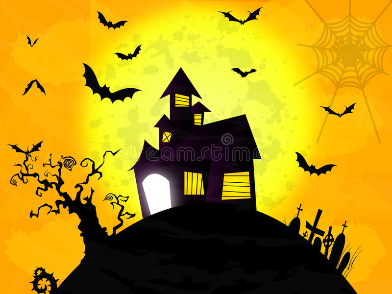Halloween stock illustration