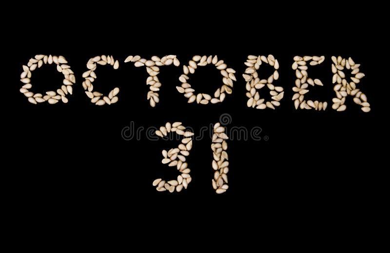 Download Halloween - October 31 stock photo. Image of autumn, trick - 17277704