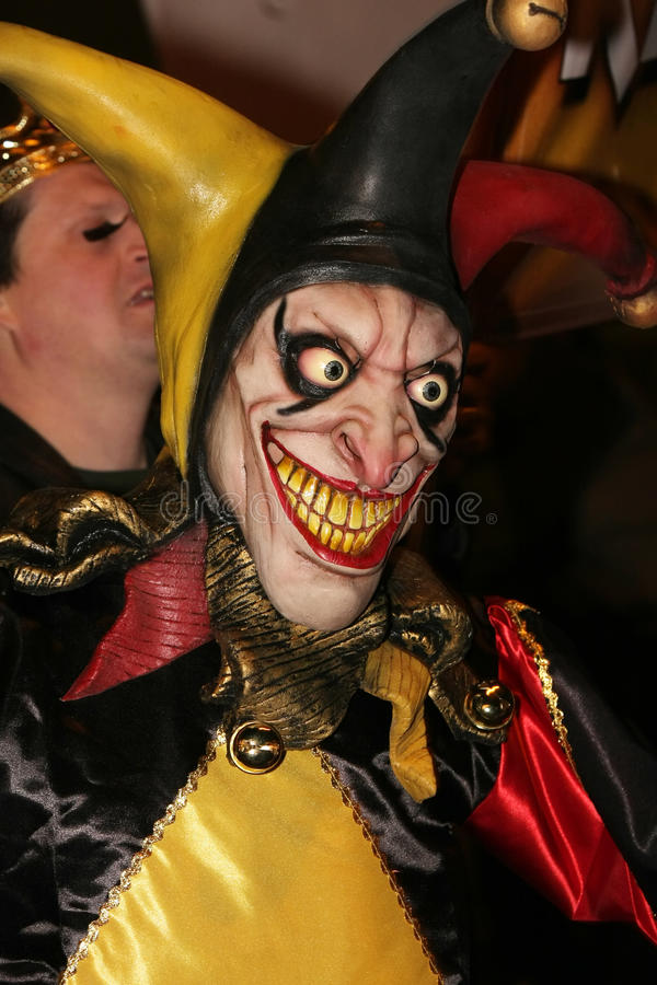 Free Halloween Parade In New York City, 2010 Stock Photos - 16975283