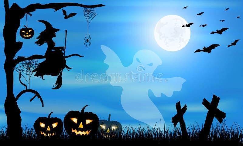 Halloween_party fotografia stock libera da diritti