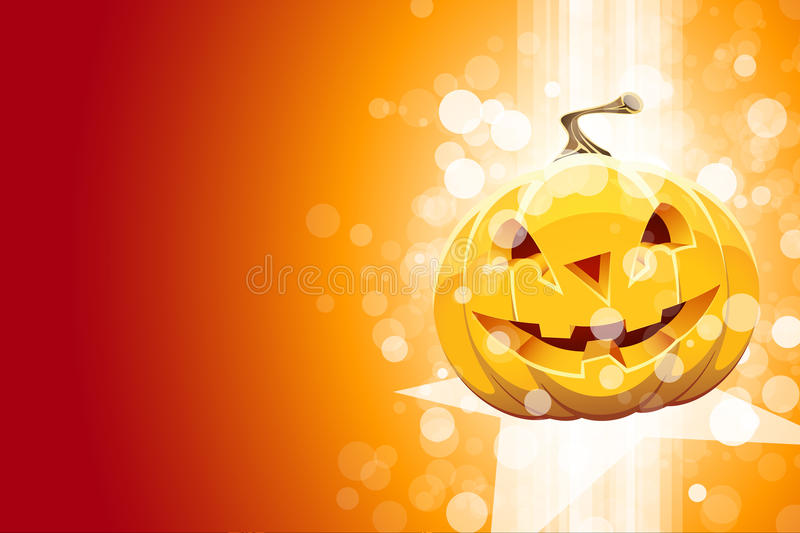 Download Halloween party stock vector. Illustration of jack, background - 20358469