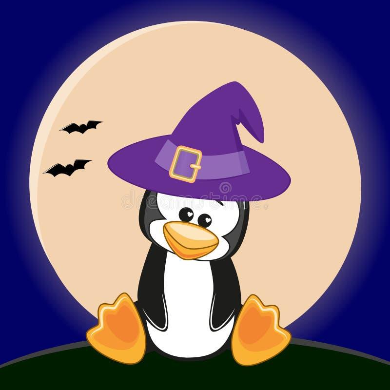 Фото пингвин в шляпе