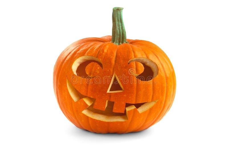 Halloween-pompoen royalty-vrije stock foto's