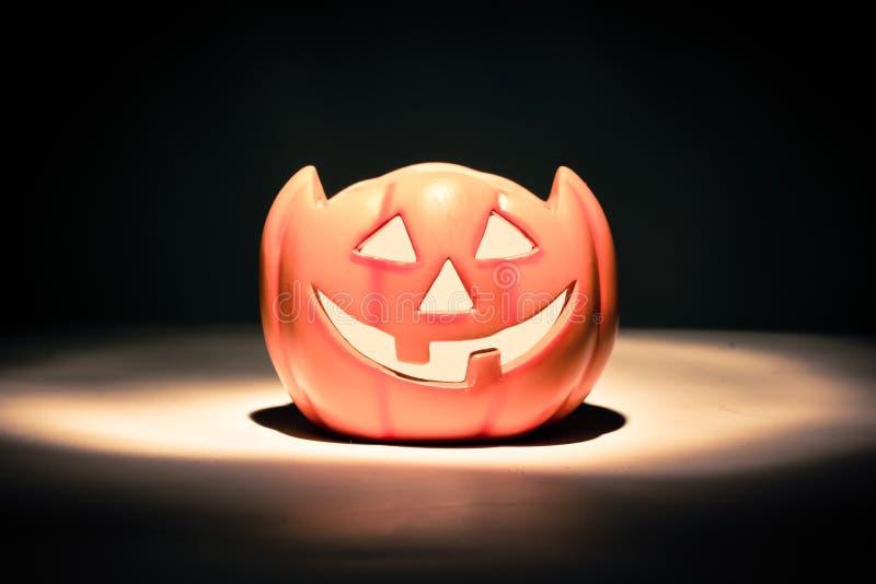 Halloween-Pompoen royalty-vrije stock fotografie