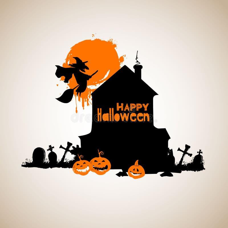 Halloween, potiron, automne, vacances, orange, symbole, légume, illustration, octobre images libres de droits