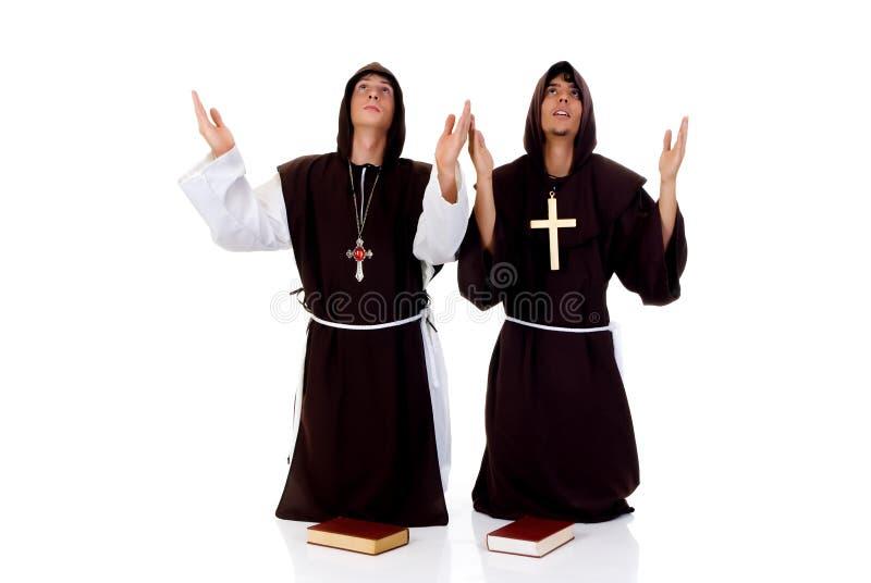 Download Halloween priests stock image. Image of humor, habit, funny - 7745021