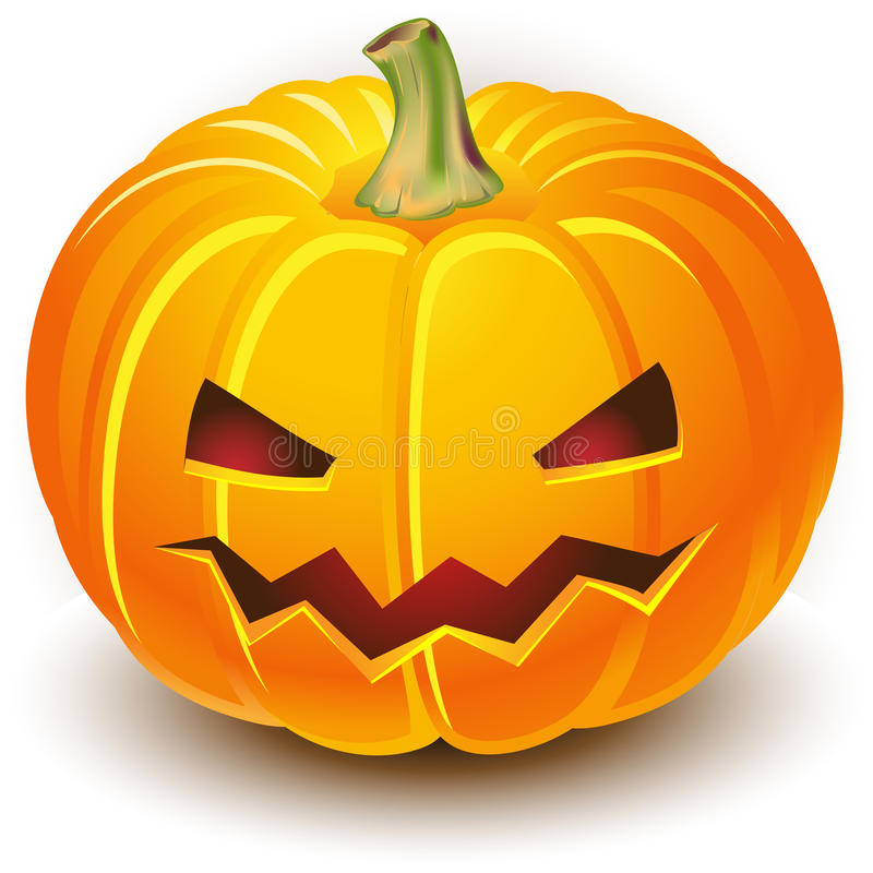 Free Halloween Pumpkin Royalty Free Stock Images - 10730079