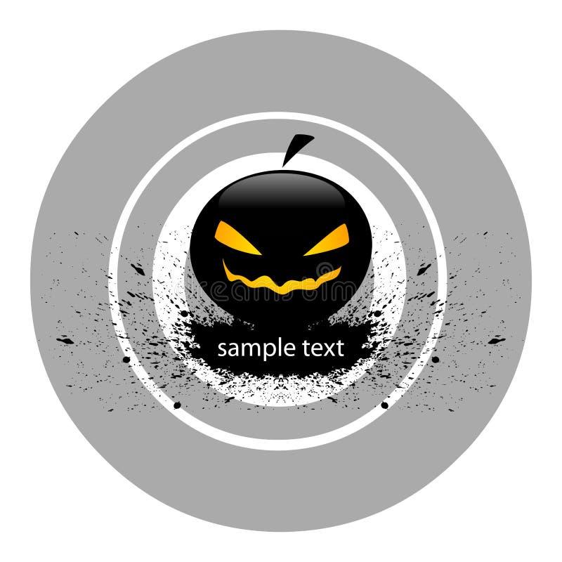 Download Halloween pumpkin stock vector. Image of evil, festival - 10994061