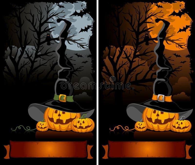 Halloween pumpkin stock illustration