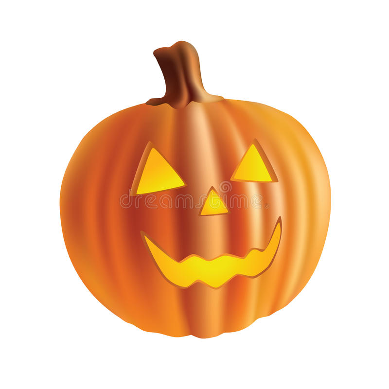 Free Halloween Pumpkin Royalty Free Stock Photo - 21015515