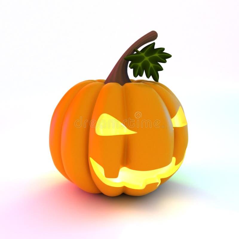 Free Halloween Pumpkin Royalty Free Stock Photo - 21068275