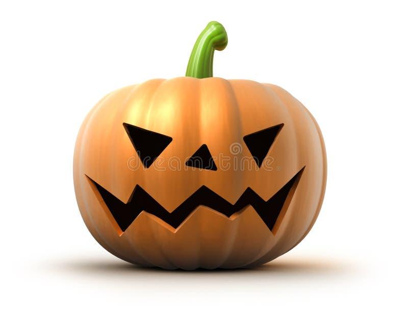 Download Halloween pumpkin stock illustration. Image of pumpkin - 26963292