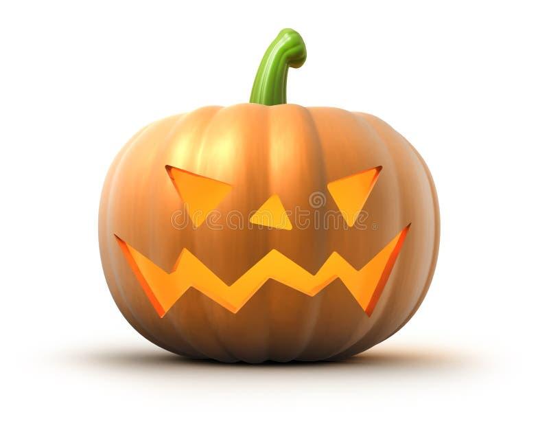 Download Halloween pumpkin stock illustration. Image of abstract - 26963754