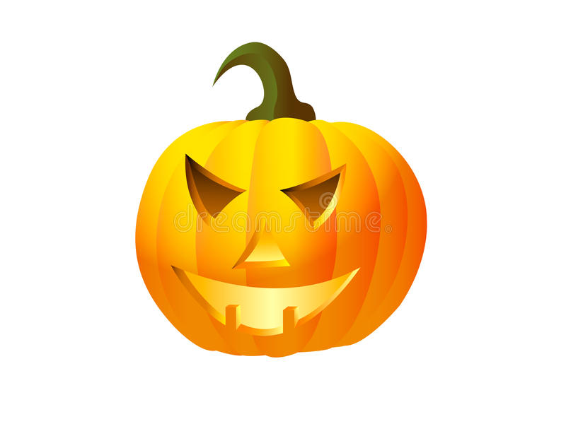 Download Halloween pumpkin stock illustration. Image of november - 27049252