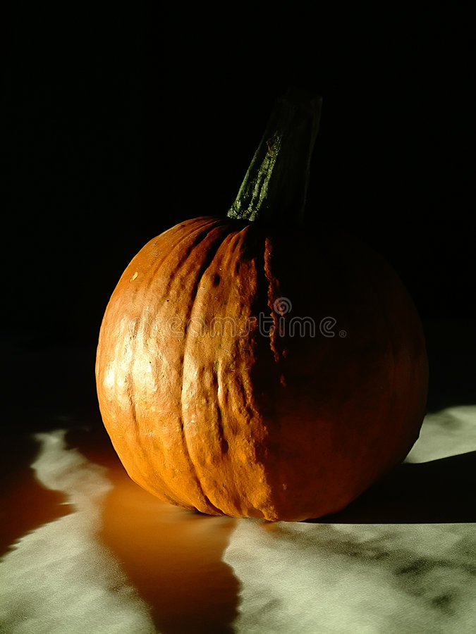 Download Halloween pumpkin stock image. Image of fall, scary, invitation - 29039