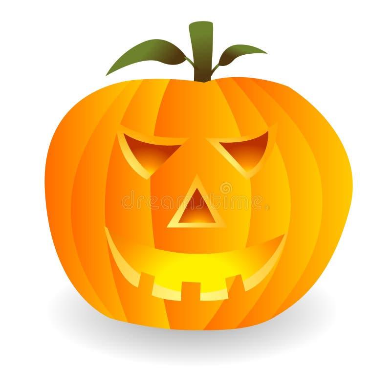 Download Halloween pumpkin stock vector. Image of shadow, halloween - 3163931