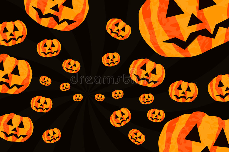 Download Halloween Pumpkin stock vector. Image of halloween, night - 6309768