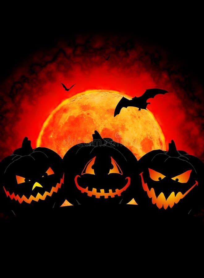 Free Halloween Pumpkin Background Stock Photo - 21062390