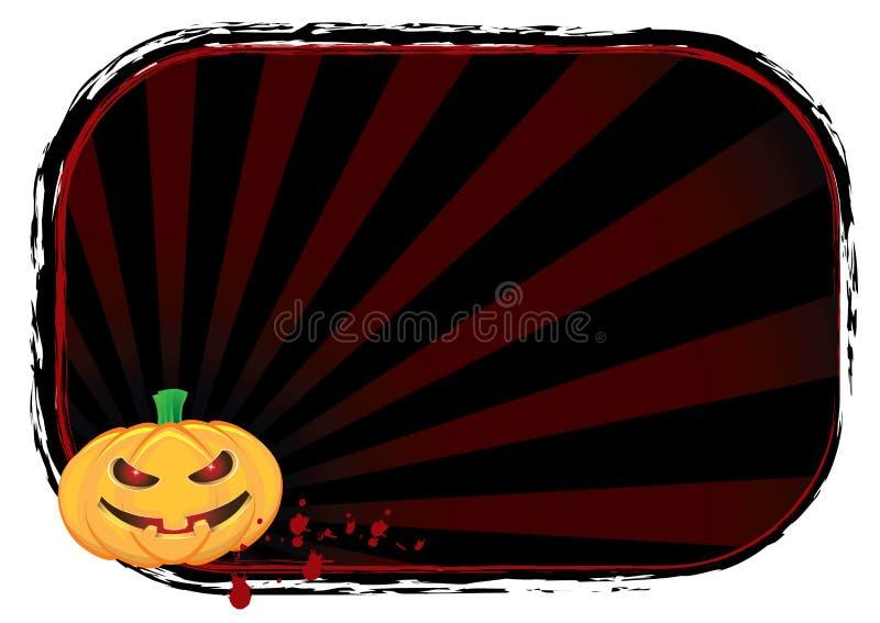 Download Halloween pumpkin banner stock vector. Illustration of banner - 15941304