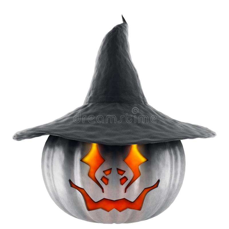 Halloween pumpkin concept. royalty free stock images