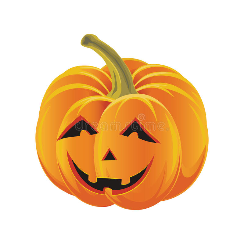 Download Halloween pumpkin stock illustration. Image of holiday - 34345585