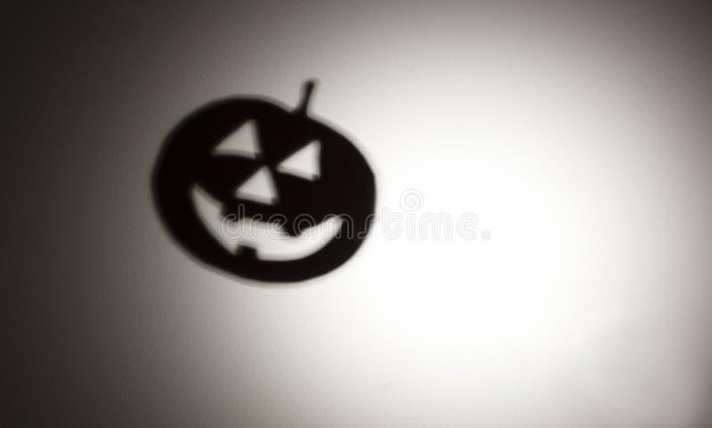 Download Halloween Pumpkin Shadow On The Wall Stock Illustration - Image: 24285015
