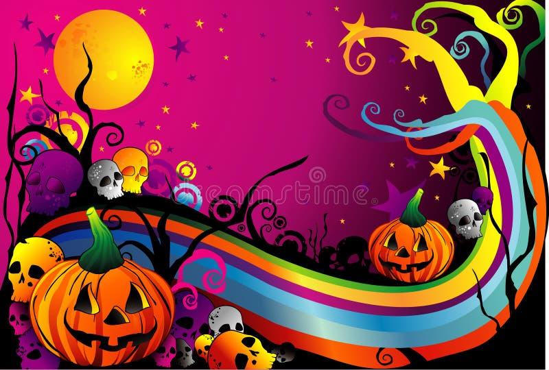 Download Halloween pumpkin vector stock vector. Illustration of treat - 6591963