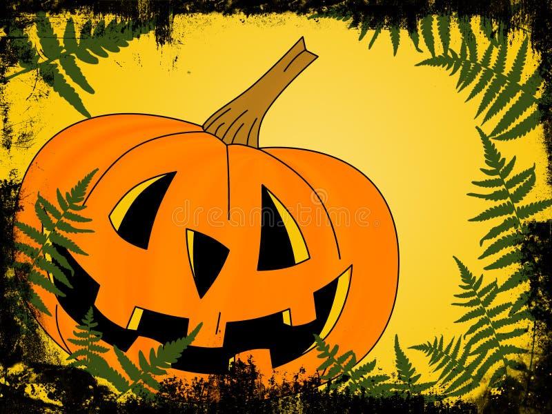 Halloween-Rahmen vektor abbildung
