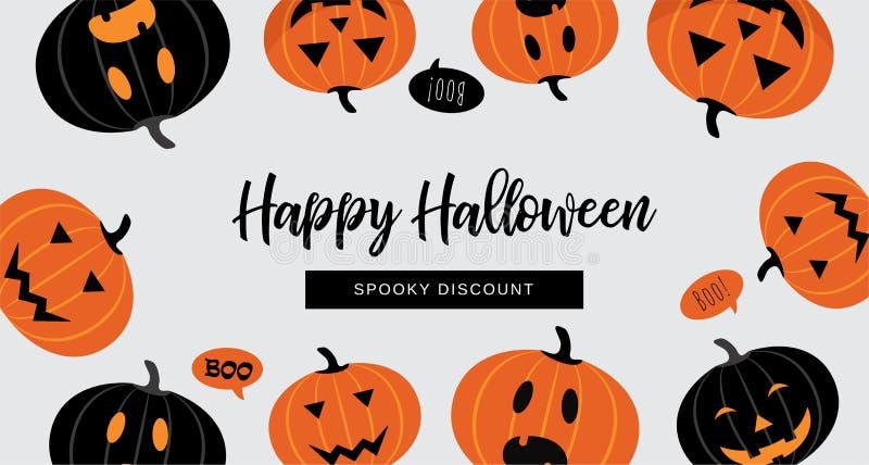 Halloween Sale banner illustration - Download Free Vectors, Clipart  Graphics & Vector Art