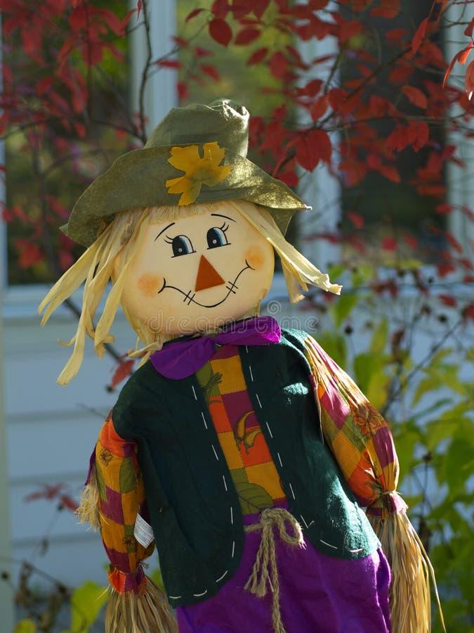 Halloween Scarecrow Royalty Free Stock Photo